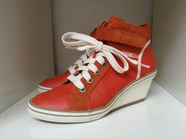 Esprit Keilabsatz Sneaker Wedges 39 rot