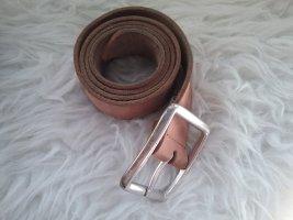 de.corp by Esprit Ceinture en cuir chameau
