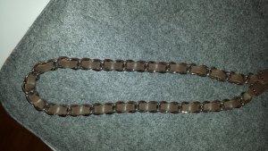 Esprit Cinturón de cadena multicolor Cuero