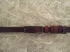 Esprit Leather Belt multicolored