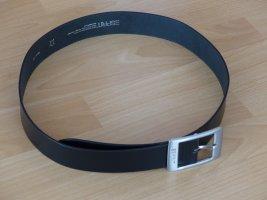 Esprit Leather Belt black leather