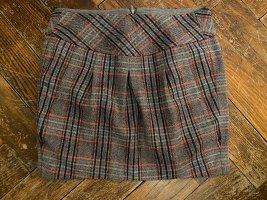 Esprit Jupe en laine multicolore laine