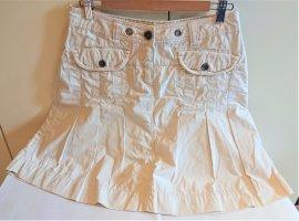Esprit Mini-jupe beige clair coton