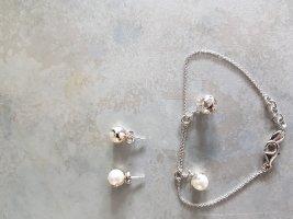 Esprit Ohrringe und Armkette