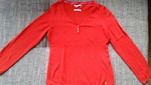 Esprit Rot Pullover 5% Cashmere Gr. L
