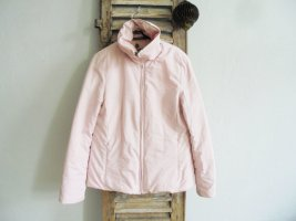 Esprit Quilted Jacket pink polyester