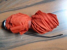 Ombrello pieghevole arancione
