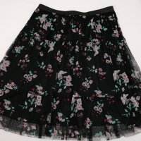 Esprit Falda de tul multicolor