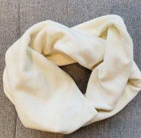 Esprit Sciarpa di lana bianco sporco Poliammide