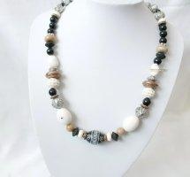Ethno Kette Modeschmuck Boho Perlenkette