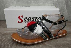 Seastar Sandalo toe-post multicolore