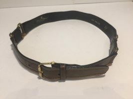 Etienne Aigner Leather Belt multicolored leather