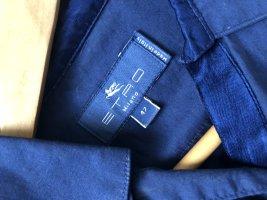 Etro Camicia a maniche corte blu scuro
