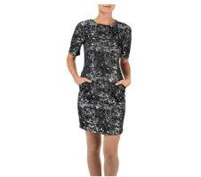 Etuitkleid Kleid metallic von MEXX