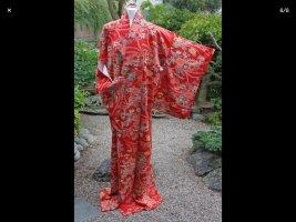 Kimono rosso mattone