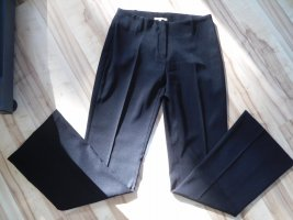 Extra breite Bundfaltenhose, schwarz, Gr.36, Vero Moda (4-GV)