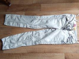 Biba High Waist Trousers light grey