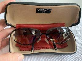 Chanel Okulary retro Wielokolorowy