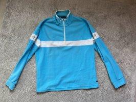 Flli Campagnolo Polarowy sweter jasnoniebieski