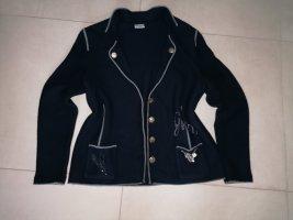 Fabiani Cardigan dark blue cotton