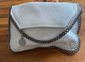 Falabella Crossbody Mini Bag Shaggy Deer Pearlescent
