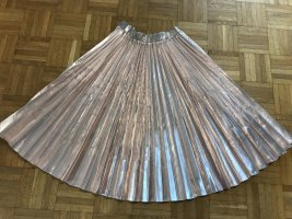 Closet Plaid Skirt rose-gold-coloured