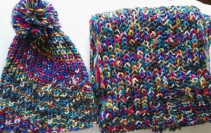 Peek & Cloppenburg Scarf multicolored