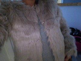 H&M Chaqueta de invierno beige claro