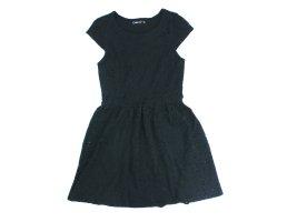 FB SISTERS Spitzen Mini Kleid schwarz Sommer Gr.XS