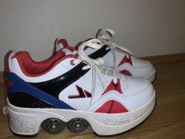 Fbestxie Skateboard-Schuhe