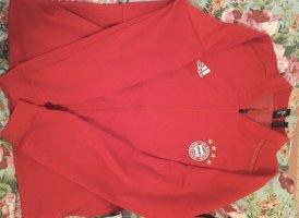 100% Fashion Veste de sport rouge