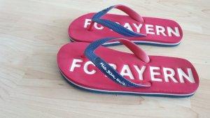 FC Bayern Flipflops Badelatschen Gr 35
