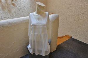 #Federleichtes Shirt, Gr. 44/46, #creme, #Vivien Caron, #Markenmode, #hochwertig