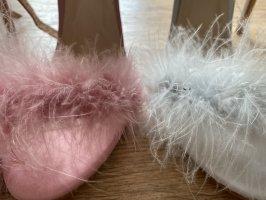 Federn Sandaletten 2 paar
