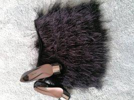 Koronkowa spódnica czarny