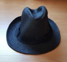 Seeberger Straw Hat anthracite