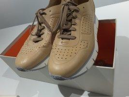 feine Leder Sneaker - wie NEU