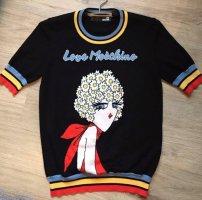 Feinstrick Bluse von Love Moschino