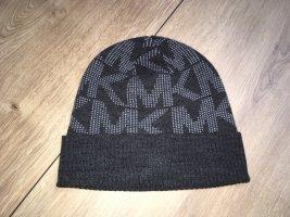 Michael Kors Chapeau en tricot gris anthracite-gris clair