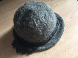 favorite Cloche Hat khaki-green grey