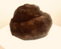 Fur Hat brown fur
