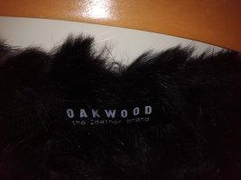 Oakwood Gilet en fourrure noir