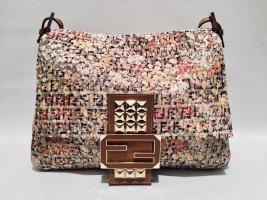 Fendi Baguette Large Handtasche gemustert