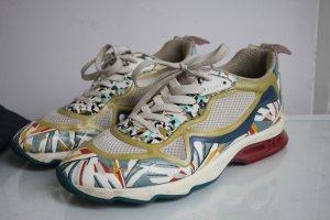 Fendi Sneaker Sneakers Turnschuhe bunt Gr 39