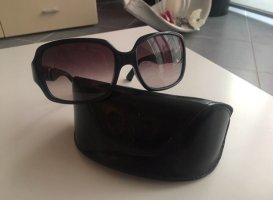 Fendi Glasses black-silver-colored