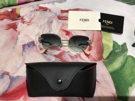 Fendi Butterfly Glasses petrol