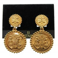Fendi Vintage Earrings