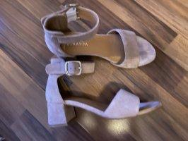 Fernando Strappa Comfortabele sandalen nude-beige