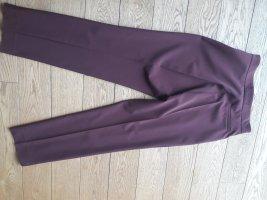 Cambio Jersey Pants purple acetate