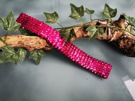 Ribbon raspberry-red-magenta